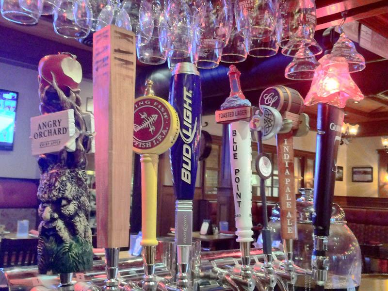 J towne tavern lake hopatcong nj our new draft beers for Tap tap fish halloween event