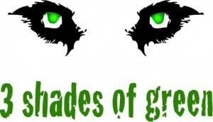 3 Shades of Green